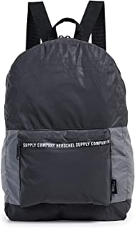 Supply Co. Men's Packable Daypack, Black Reflective, One Size