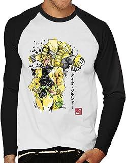 ANIME T-shirt Donna Tutte Le Taglie Le BIZZARRE AVVENTURE DI JOJO Killer Queen T-shirt