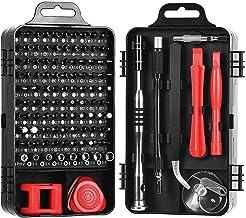 Precision Screwdriver Set,ShowTop 110 in 1 Magnetic Screwdriver Repair Tool Kit for iPhone Series/Mac/iPad/PS3/PS4/Switch/...