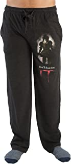 Men's IT Movie Pennywise Clown Casual Sleep Pant