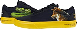 Vans x National Geographic Collab Shoes