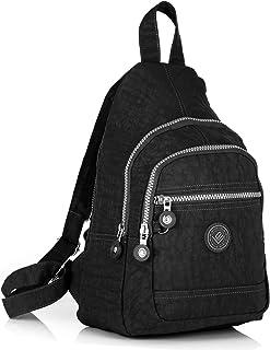 Mini mochila ligera para mujer y niño, mochila deportiva, para tiempo libre, bicicleta, deporte, senderismo, viajes, 6 colores