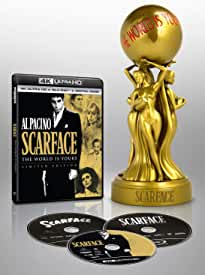 Pop-Culture Phenomenon SCARFACE Coming to 4K Limited Edition from Universal Pictures