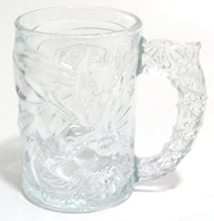 Collectible McDonald's BATMAN FOREVER Glass Mug c1995