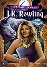 Female Force: J.K. Rowling comic book edition