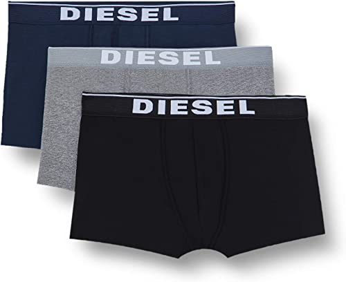 Diesel Boxers UMBX-DAMIENTHREEPACK Homme (Lot de 3)