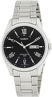 ساعة كاسيو للرجال MTP-1384D-1AVDF - أنالوج، كاجوال