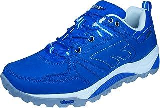 Hi Tec V Lite Sphike Nijmegen Low Womens Walking/Trail Trainers - Blue