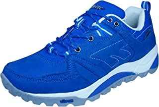Hi Tec V Lite Sphike Nijmegen Low Womens Walking/Trail Trainers - Blue-8.5