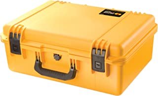 Waterproof Case (Dry Box) | Pelican Storm IM2600-20002  Pelican Storm iM2600 Case with Padded Divider Set, (Yellow)