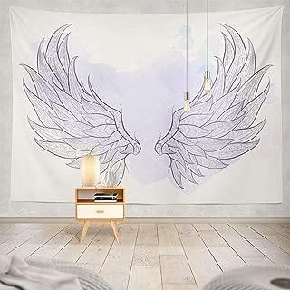 Best angel wings tapestry Reviews
