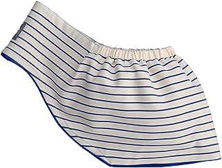 カドルミー 日本製ベビースリング ニットで抱っこ 新生児寝かしつけ Lサイズ ピンストライプ リバーシブル