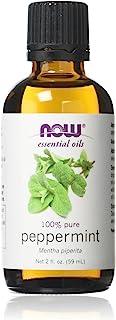 NOW Foods Essential Oils Peppermint, 2 fl oz