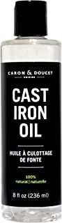 Best cast iron conditioning oil Reviews