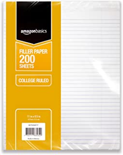 Best college lined paper Reviews