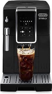 De'Longhi ECAM35020B Dinamica Automatic Coffee & Espresso Machine TrueBrew (Iced-Coffee), Burr Grinder + Descaling Solutio...