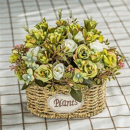 Arreglos Florales Adlfjgl Flores Artificiales Para