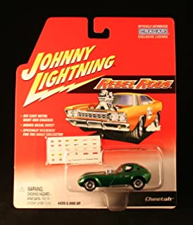 Best johnny lightning rebel rods Reviews