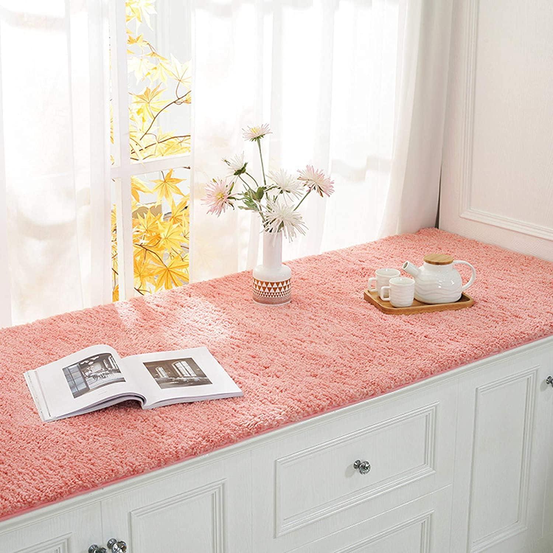 TYHZ Ranking TOP1 Chair Cushion Modern Coral Th Fleece Windowsill Mat Arlington Mall Carpets