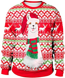 Amazon.it: ugly christmas jumper: Abbigliamento