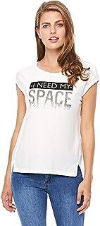 Stradivarius T-Shirts For Women, L, White