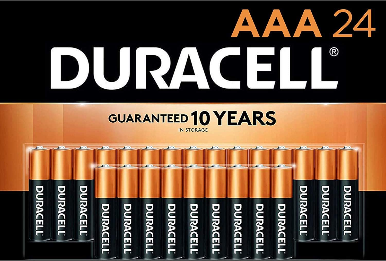 Duracell - CopperTop AAA Alkaline Selling rankings Long Regular store Batteries All- Lasting