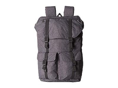 Herschel Supply Co. Buckingham Light (Raven Crosshatch) Backpack Bags