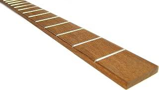Cigar Box Guitar Fretboard: Fully Fretted Genuine Mahogany