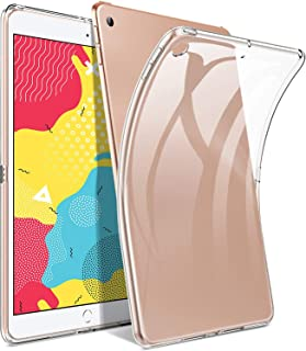 GesMa ipad 10.2 ケース ipad 第七世代ケース 2019年秋新販売 apple ipad 10.2インチ用 クリアケース TPU超薄型ケース 耐衝撃 全面保護カバー