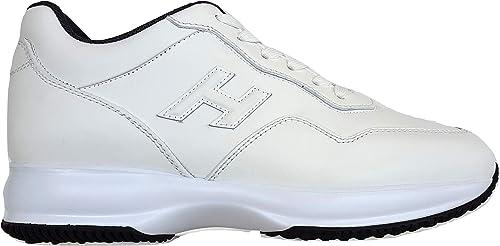Hauszapatos de Hombre Hogan Interactive Turnzapatos H 3D HXM00N0U041KLAB001 blancoa
