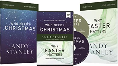 Who Needs Christmas/Why Easter Matters Study Guides with DVD