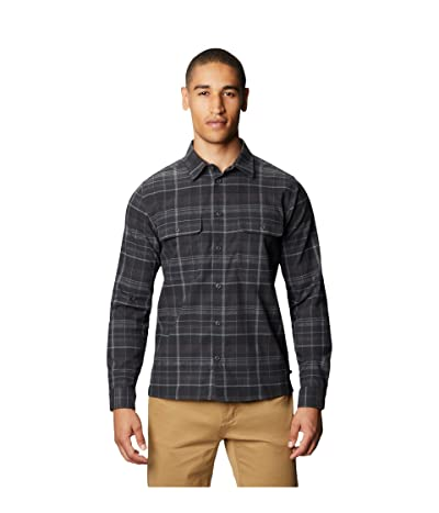 Mountain Hardwear Voyager One Long Sleeve Shirt (Void) Men