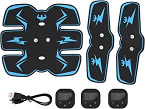 Abdominaal plakken, PU buikspier plakken, hardloopsporten voor training(blauw)