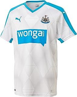 PUMA Herren Trikot Newcastle Alternate Replica Shirt with Sponsor