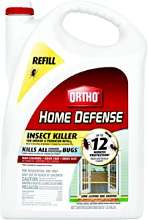 Ortho 0221910 Home Defense Insect Killer for Indoor & Perimeter Refill 2, 1.33 GAL