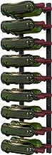 Y-Furniture Wall Mounted Wine Rack Metal (Steel, 18 Bottles)