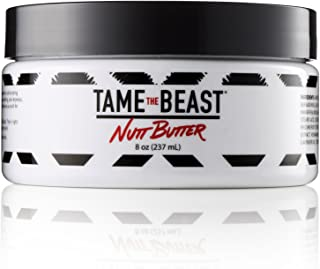 Nutt Butter Mens Lotion for Groin Back & Body - Essential Oils Tingle with Eucalyptus, Aloe, Cocoa, Vitamin E - Anti-Aging, Anti-Chafing Cream, Anti-Dry Skin, Anti-Sagging by Tame the Beast