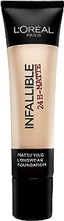 L'Oréal Paris Infallible Matte Foundation 22 Radiant Beige