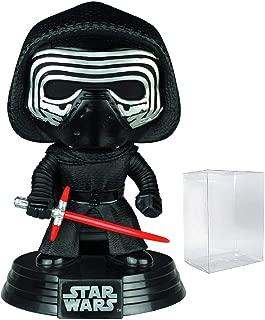 Star Wars: The Force Awakens - Kylo Ren #60 Funko Pop! Vinyl Figure (Includes Compatible Pop Box Protector Case)