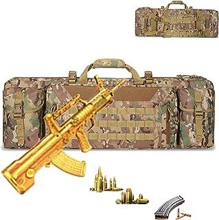 QLPXY Estuche para Bolsa de Pistola,Calcetines para Pistola Funda para Escopeta de Tela Oxford con Correa para el Hombro