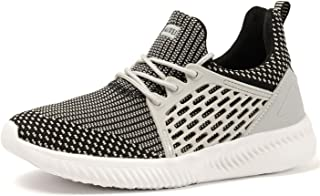 VAMV Men's Walking Sneakers Casual Athletic Ultra-Lightweight Running Gym Shoes