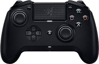 Razer Raiju Tournament Edition Draadloze en bekabelde gaming-controller (met Mecha-Tactile-actietoetsen, verwisselbare ond...