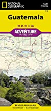 Guatemala (National Geographic Adventure Map)