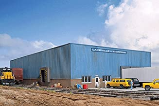 Walthers Cornerstone Series Kit HO Scale Lakeville Warehousing