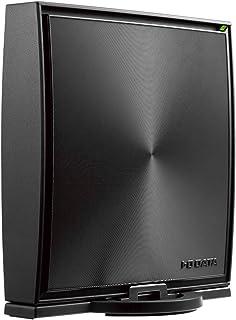 I-O DATA WiFi 無線LAN ルーター 11n 300Mbps 一人暮らし 小型 コンパクト IPv6 返金保証 WN-SX300GR/E