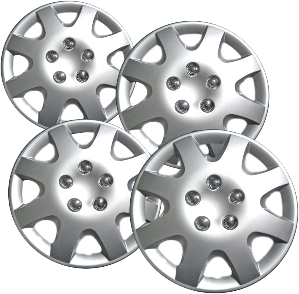 15 inch 4 years warranty trust Hubcaps Best for - Honda Wheel Covers Set Civic of