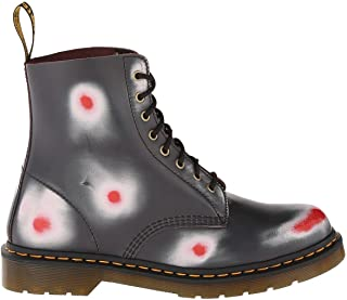 Dr. Martens Womens Pascal-M Pascal 8-tie Boot
