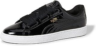 PUMA Meisje Basket Heart Patent WN's Sneakers