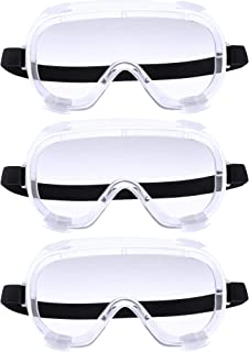 Best safety goggles chemical splash impact Reviews