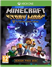 Minecraft Story Mode - A Telltale Game Series - Season Disc [XboxOne]